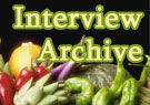 pure jeevan archive of interviews about raw foods
