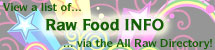 View Raw Food Info, or Add Links to Ones You Know About!