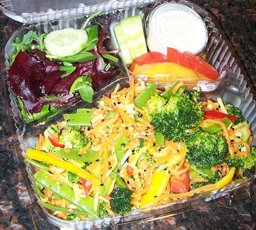 raw food photo: Veggie Stir Dont Fry