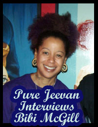 Raw Food Diet / Raw food Weight Loss Inspiration from Pure Jeevan: Raw Food Diet / Raw food Weight Loss Inspiration from Pure Jeevan: Bibi McGill -- Guitarist and Musical Director for Beyonce, Kale-Chip Maker, and Yogini -- Discusses Her High-Raw Lifestyle
