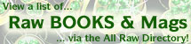View Raw Food Books, or Add Links to Ones You Know About!