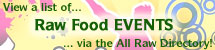 View Raw Food Events, or Add Links to Ones You Know About!